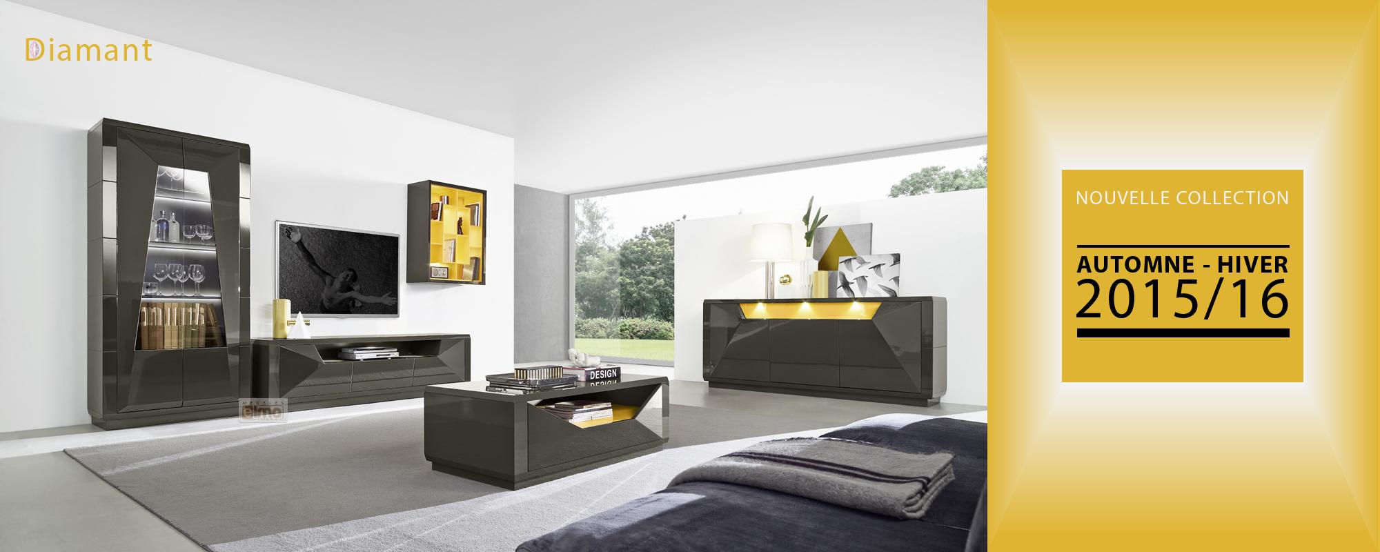 Meubles portugais : ambiance salon design